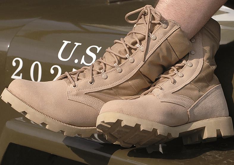 Boty pouštní US ARMY b3a5321716