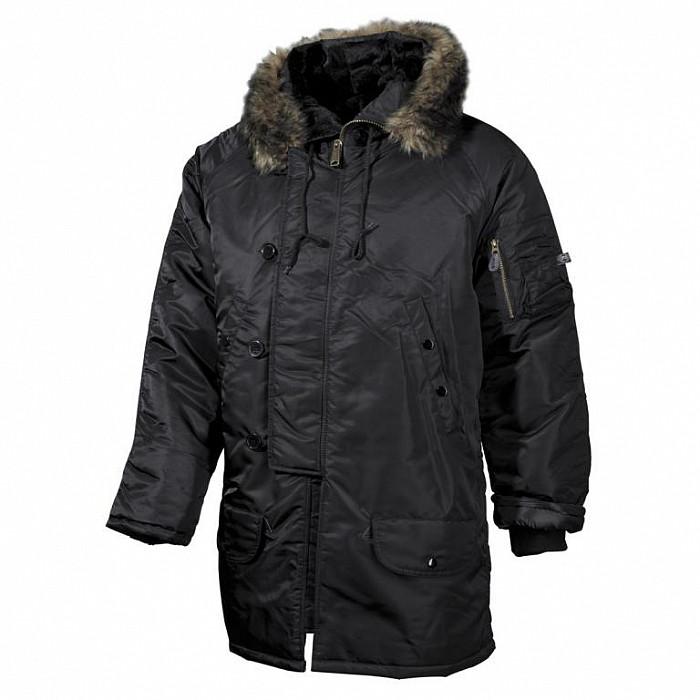 Zimní bunda CWU SWAT a501825b293
