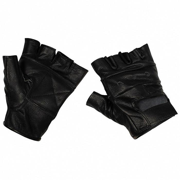 672a40772 Taktické bezprsté rukavice, ČERNÁ | Army a military shop Praha